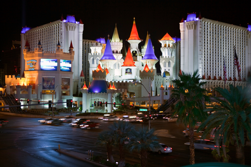 Excalibur Hotel Tower Room Las Vegas - City Trip ...